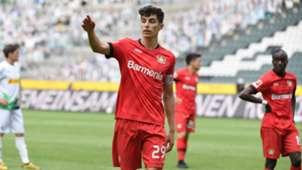 GER ONLY Kai Havertz Leverkusen 2020