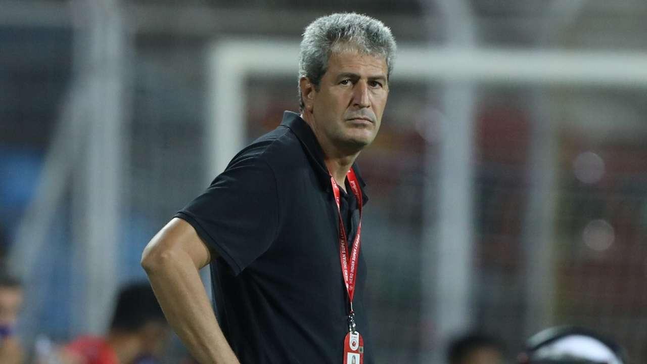 Manuel Marquez Hyderabad ISL 7