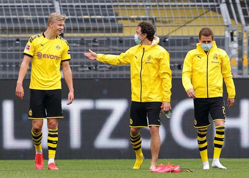 Wer überträgt Heute Dortmund