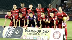 Ho Chi Minh City V.League 2019