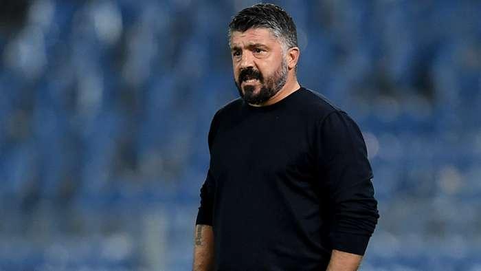 Real Sociedad Napoli Gattuso
