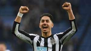 Ayoze Perez Newcastle Leicester City