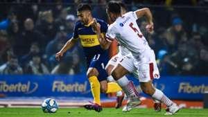 Boca Huracan Eduardo Salvio Superliga 280719