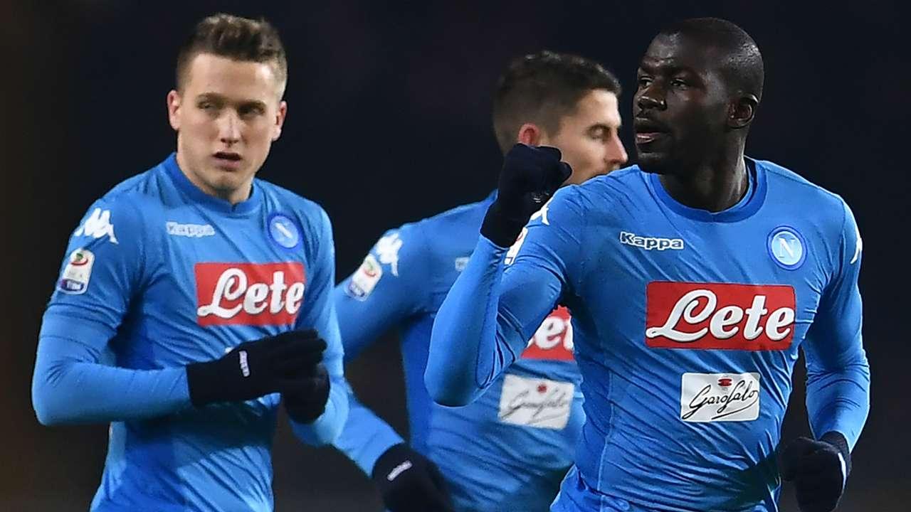 Koulibaly Torino Napoli Serie A