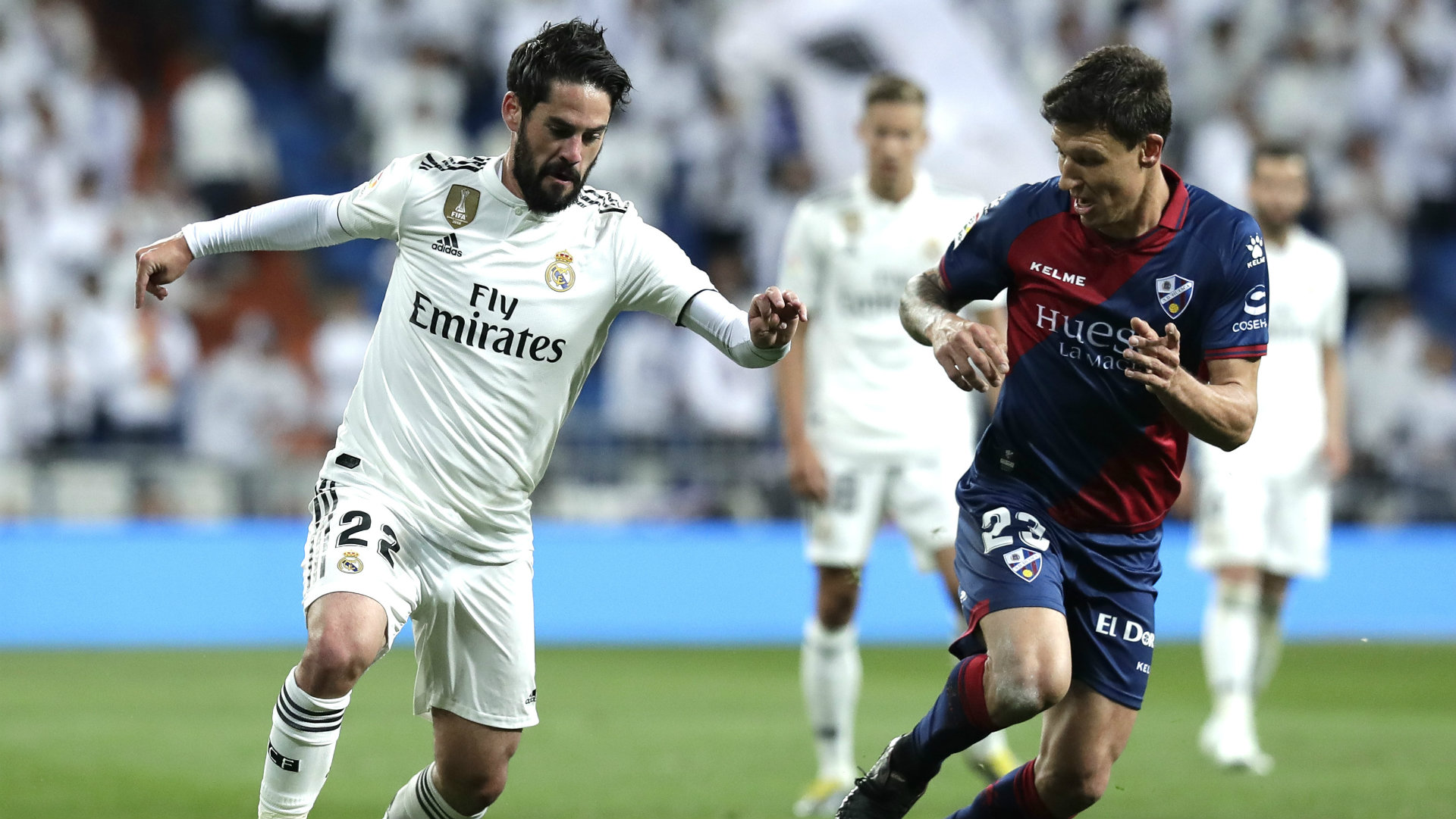 real madrid vs huesca - photo #14