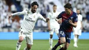 Isco Real Madrid vs Huesca La Liga 2018-19