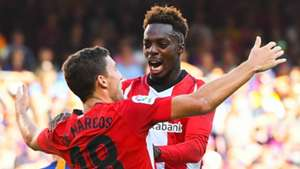 Oscar de Marcos Inaki Williams Athletic Club 2018-19