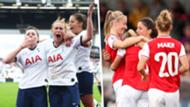 Tottenham Arsenal Women 2019
