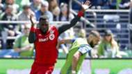 Jozy Altidore Clint Dempsey Toronto FC Seattle Sounders MLS