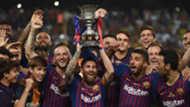 Barcelona Supercopa 2018