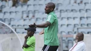 Rhulani Mokwena, coach of Orlando Pirates, September 2019