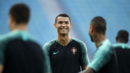 Cristiano Ronaldo World Cup training session 2018