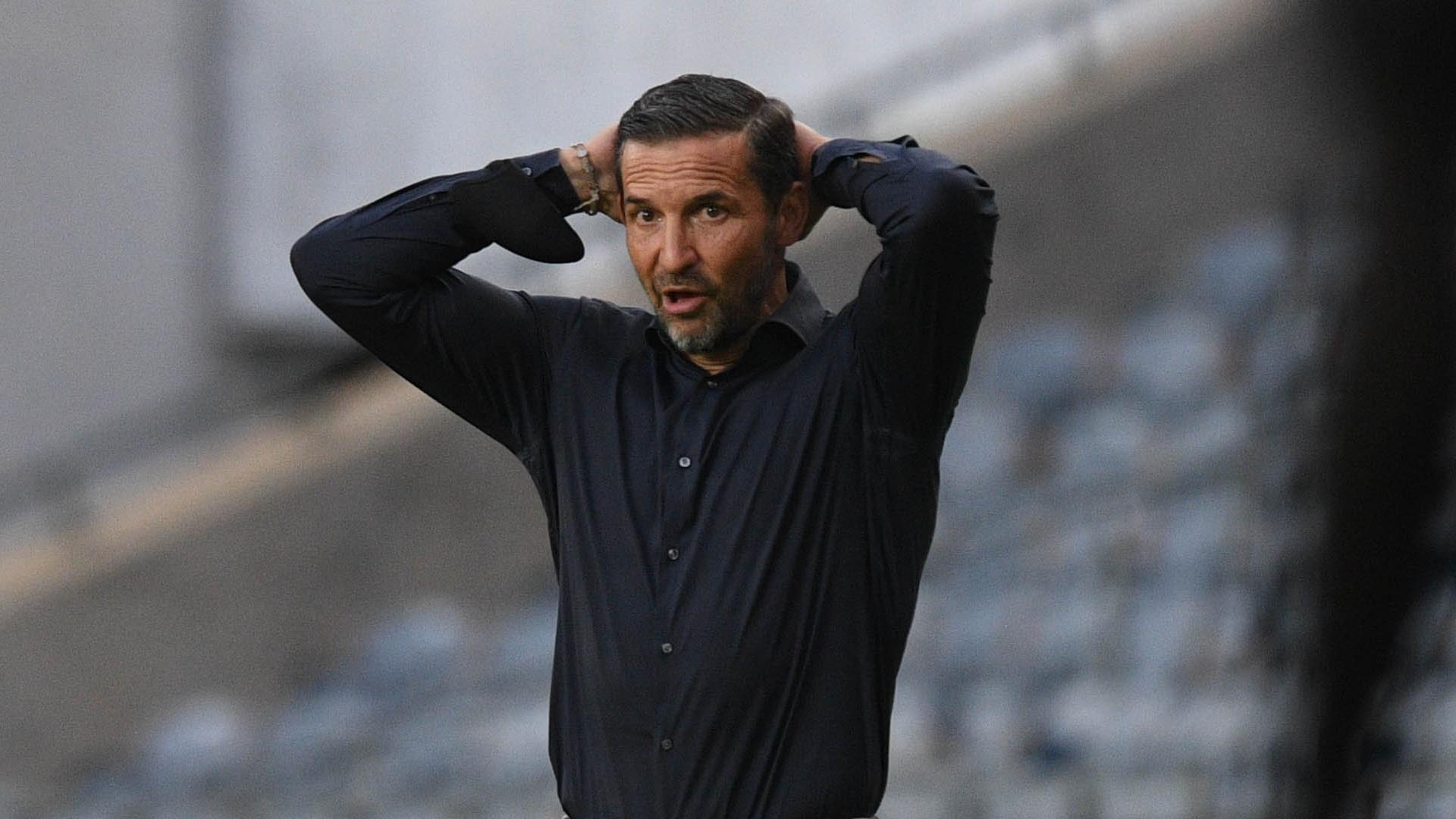 'Little disappointed' - Orlando Pirates' Zinnbauer unsatisfied despite Cape Town City win