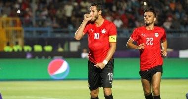 فيديو احتفال رمضان صبحي الرائع مع لاعبي منتخب مصر الأولمبي