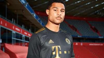 Bayern Munich away kit 2021-22 adidas