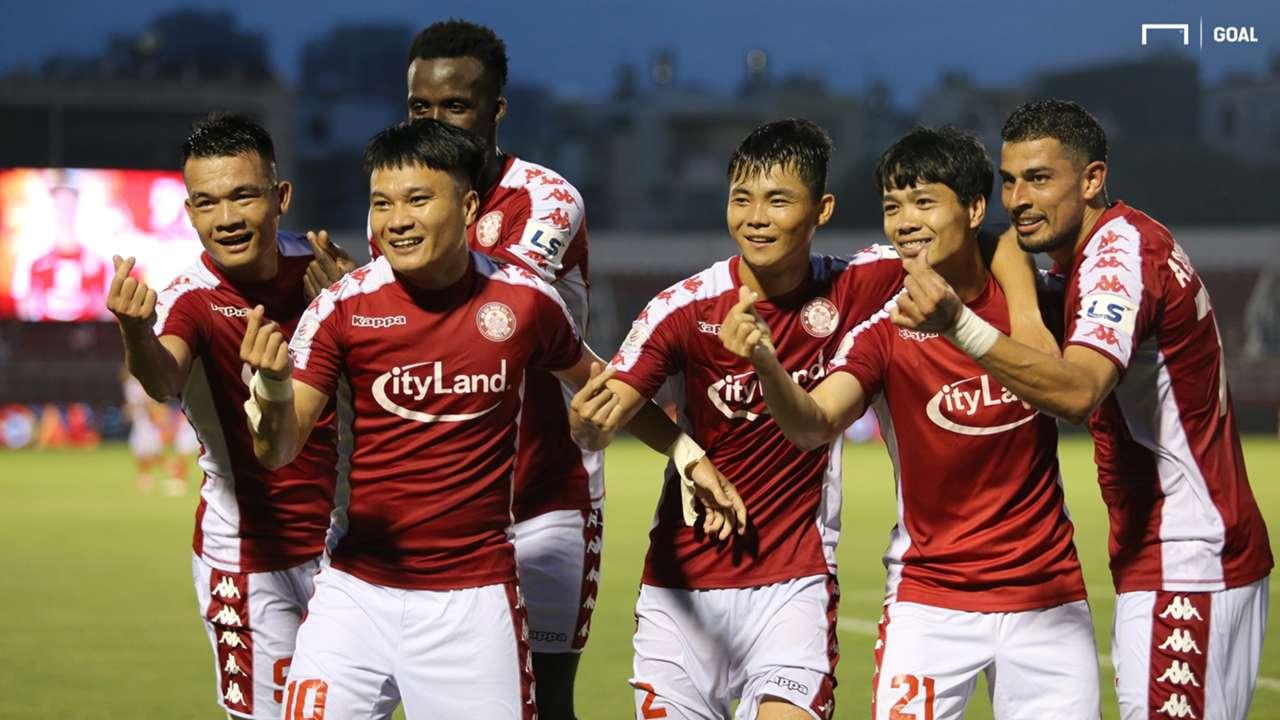 Ho Chi Minh City FC vs Nam Dinh | Round 12 V.League 2020