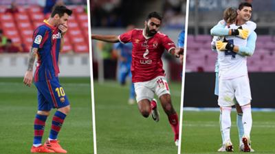 hussein el shahat Messi Ramos