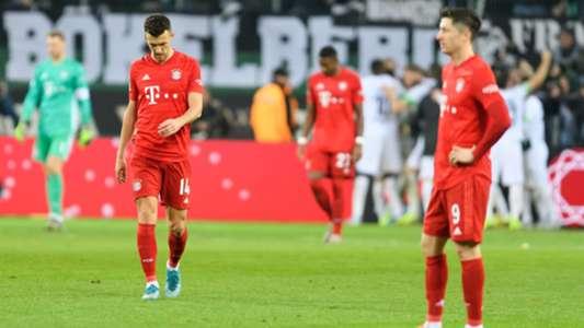 La racha invicta del Bayern fue de 32 partidos: ¿Cuál fue el último partido que perdió? | Goal.com
