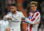 Ramos Torres Derby Madrid