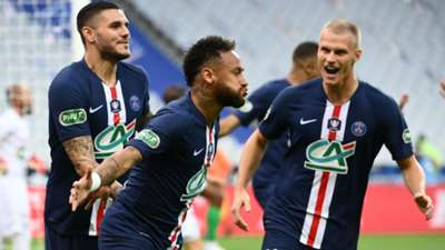 Neymar PSG AS Saint-Etienne Coupe de France 24072020