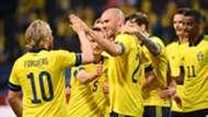 Sweden celebrate 2021