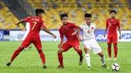 U16 Việt Nam vs U16 Indonesia