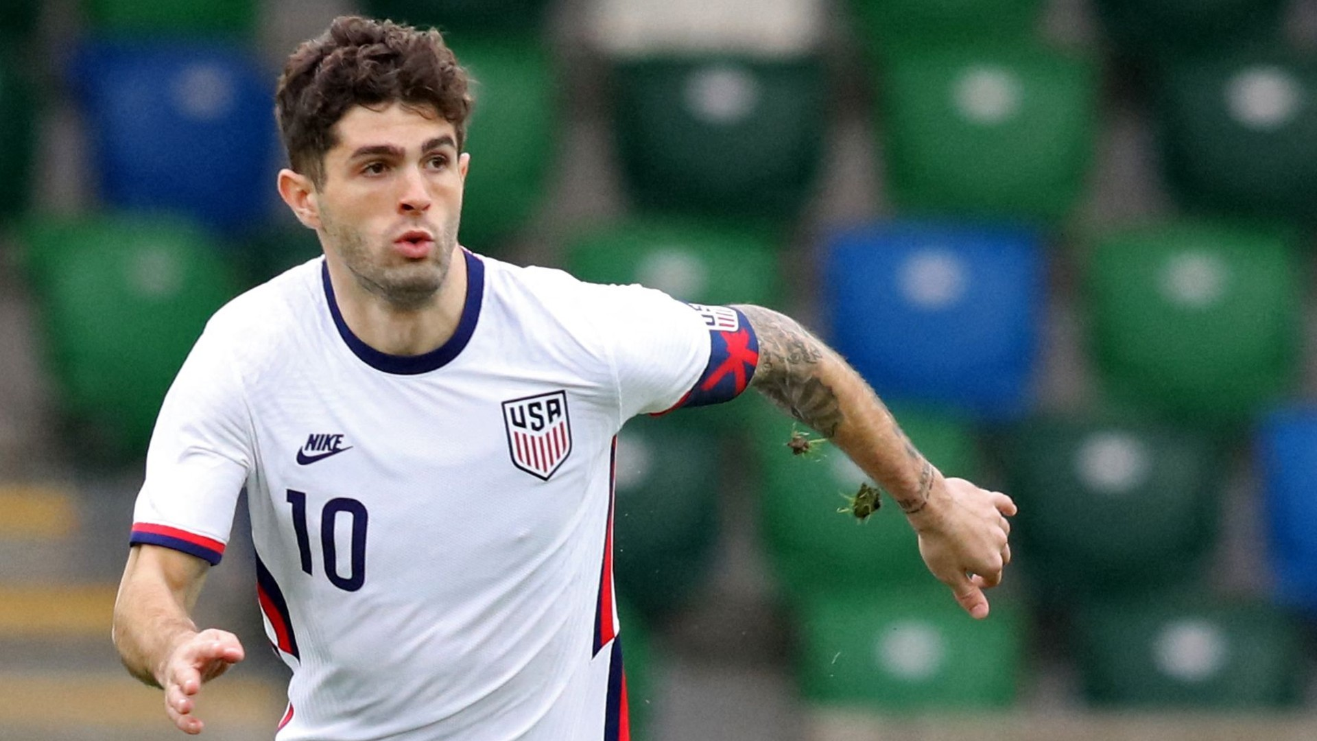 USMNT selects Cincinnati to host Mexico World Cup qualifier