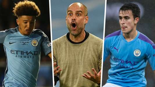 First Sancho, now Garcia: Why don't Man City's young stars want to play for Guardiola?   Goal.com