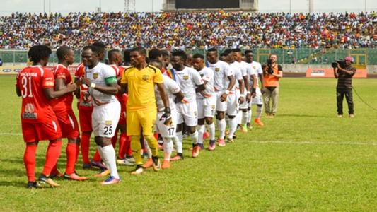 Asante Kotoko sting Hearts of Oak in Ghana Premier League derby