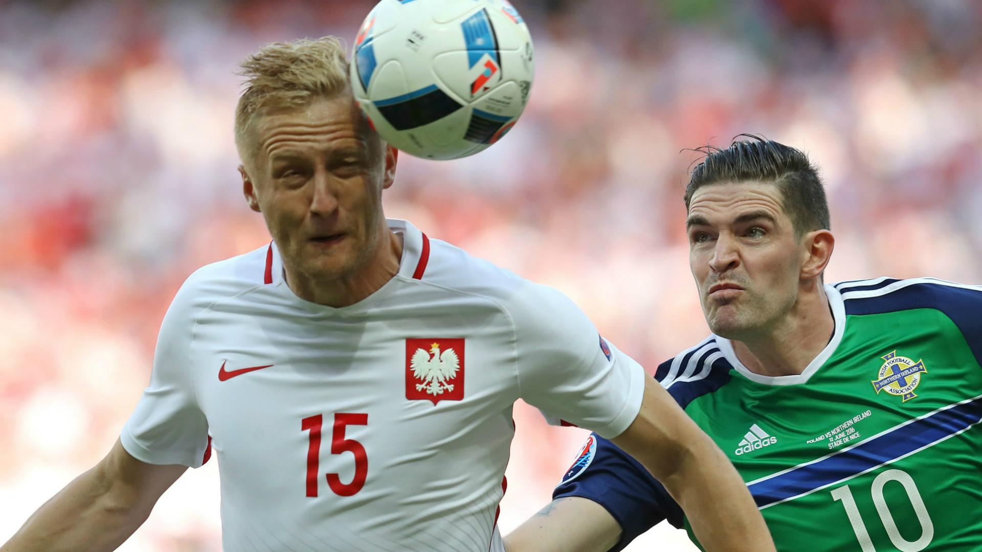 Kamil Glik Poland Euro 2016