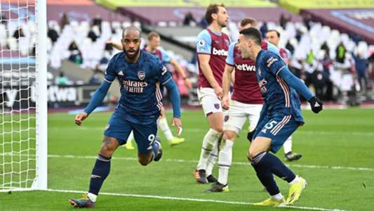 ปืนใหญ่มากับดวง! เวสต์แฮมนำ 3-0 อาร์เซนอลเร่งเครื่องเจ๊า 3-3 | Goal.com
