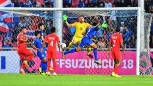 Thailand vs Singapore, AFF Championship, 25112018