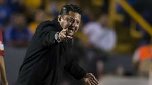 Jafet Soto Tigres UANL v Herediano CONCACAF Champions League 27022018