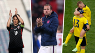 Kane, Modric