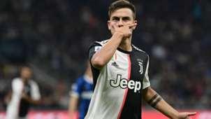 Dybala Inter Juventus Serie A