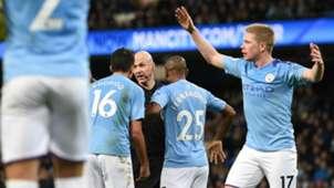 Rodri Kevin De Bruyne Manchester City 2019-20