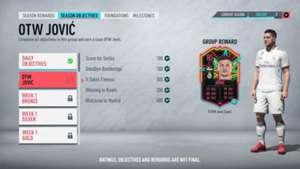 EA Sports FIFA Ultimate Team 2020