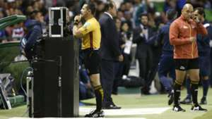 VAR referee