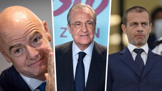 ¿Puede la UEFA expulsar a los clubes de la SuperLiga y sancionar a sus jugadores?   Goal.com