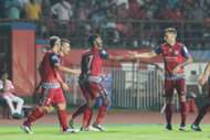 Jamshedpur FC Odisha FC