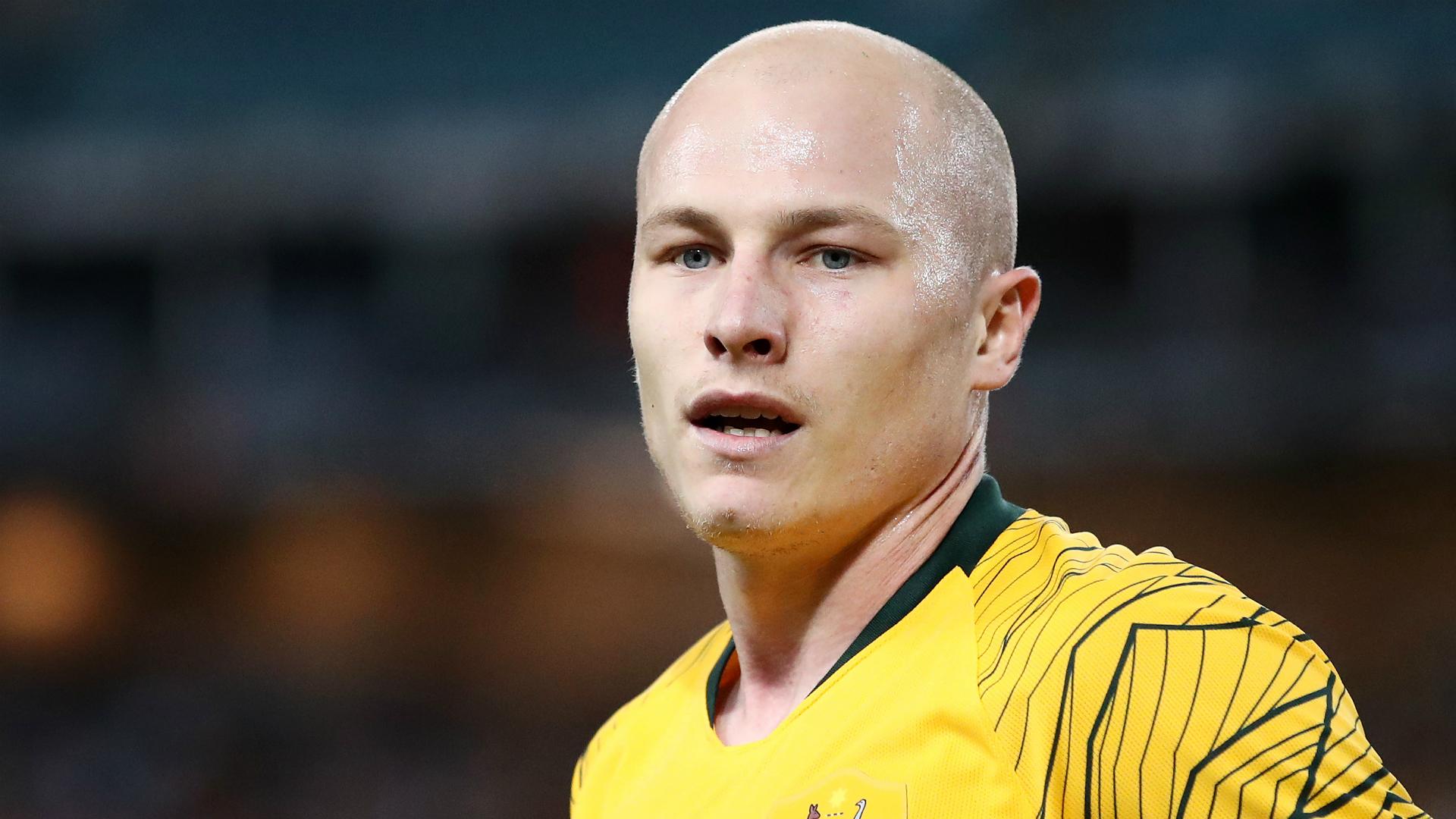 Aaron Mooy Socceroos