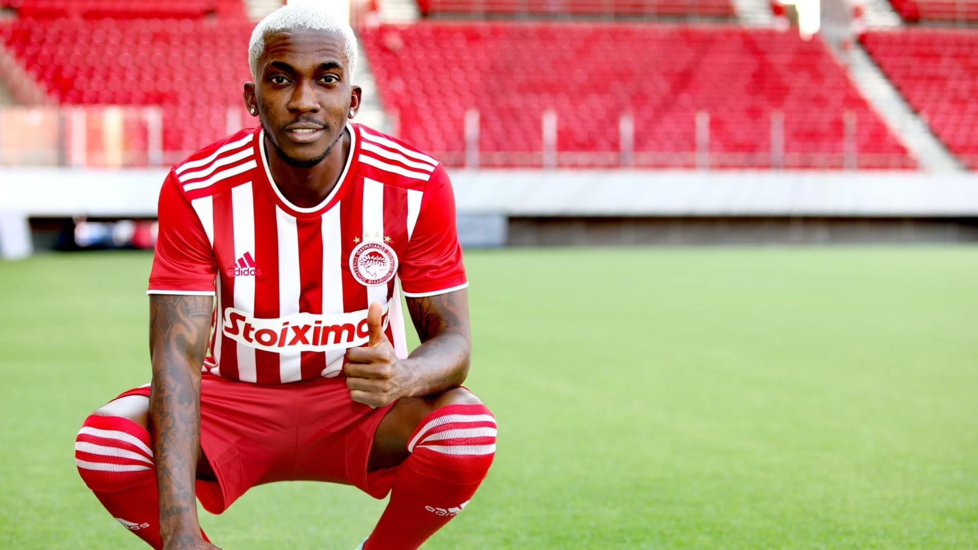 Onyekuru: Olympiacos sign Monaco forward on permanent deal