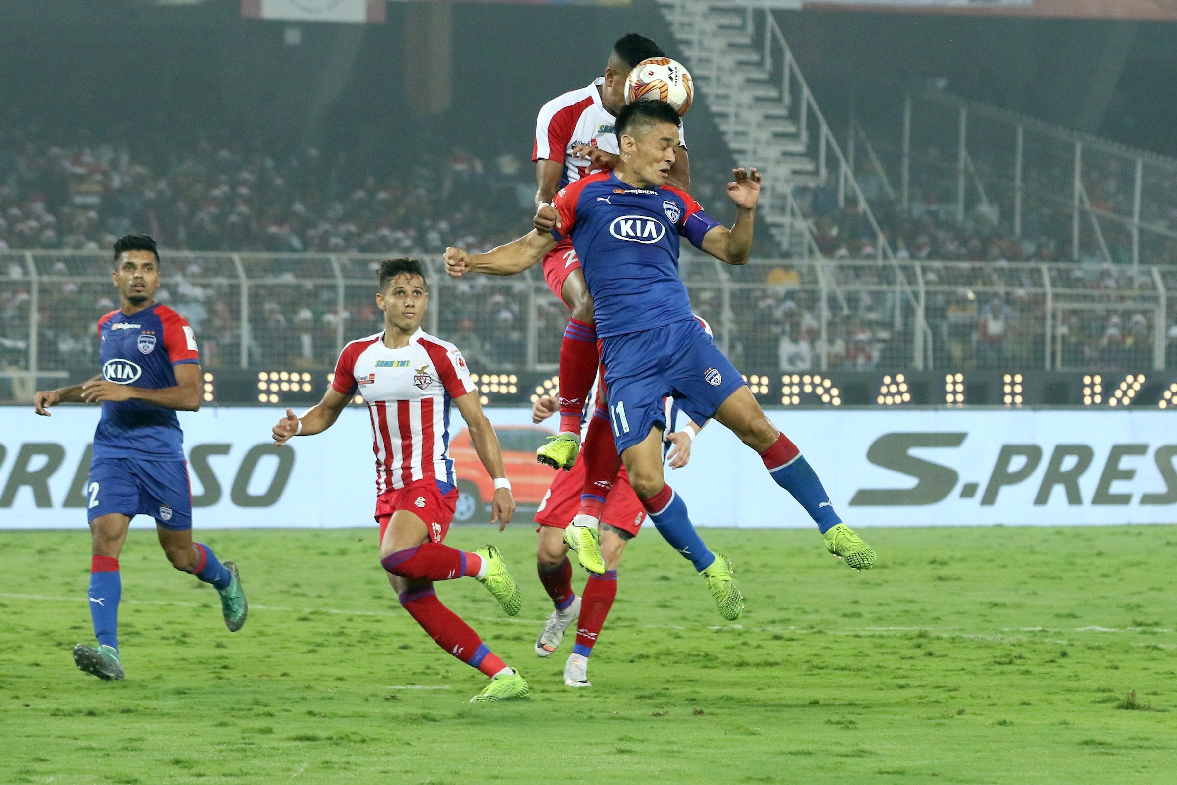 ATK vs BFC Sunil Chhetri