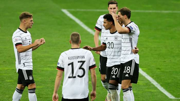 Germany Ukraine UEFA Nations League