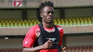 Jesse Were of Harambee Stars Kenya.