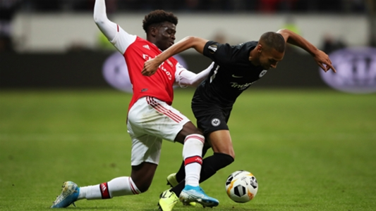 VIDEO-Highlights, Europa League: Eintracht Frankfurt - FC Arsenal 0:3