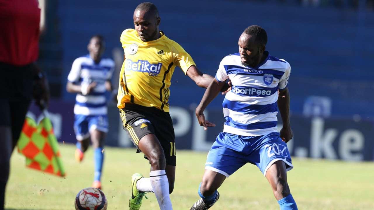 Sofapaka v AFC Leopards.