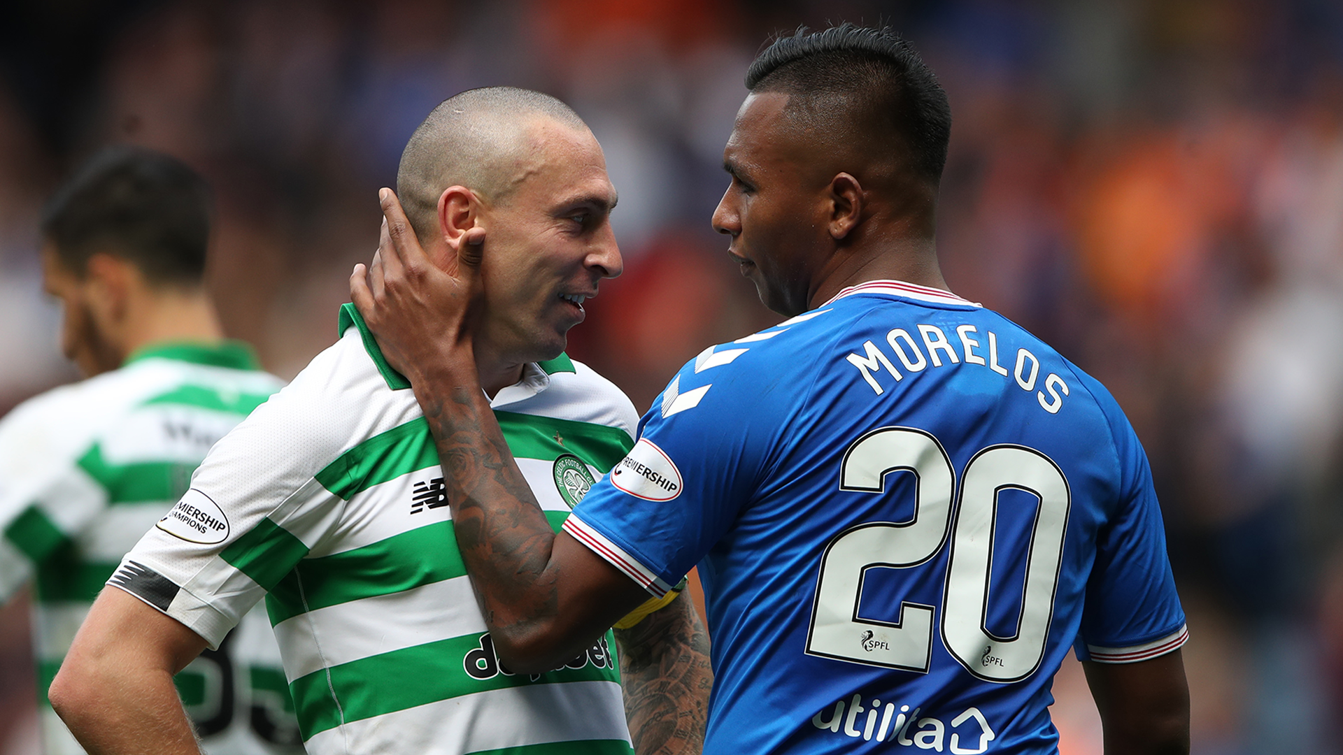 Why is Celtic vs Rangers called the Old Firm derby?