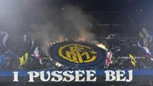 Inter fans Serie A