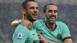 Godin De Vrij Torino Inter Serie A